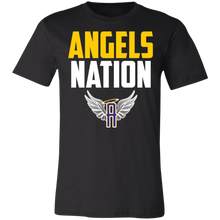 Load image into Gallery viewer, Angels Nation Short-Sleeve T-Shirt