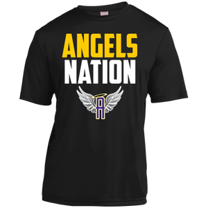Angels Nation Youth Moisture-Wicking T-Shirt