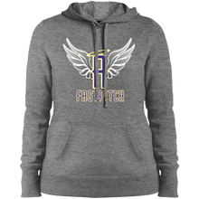 Load image into Gallery viewer, Angels Fastpitch Ladies' Pullover Hooded Sweatshirt