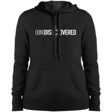 Load image into Gallery viewer, (un)disc2overed Ladies' Pullover Hooded Sweatshirt