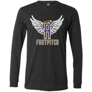 Angels Fastpitch Men's Jersey LS T-Shirt