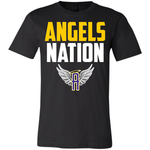 Angels Nation Youth Jersey Short Sleeve T-Shirt