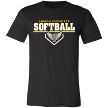 Load image into Gallery viewer, Angels Fastpitch Plate Short-Sleeve T-Shirt