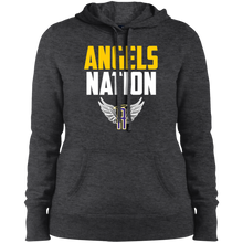 Load image into Gallery viewer, Angels Nation Ladies' Pullover Hooded Sweatshirt