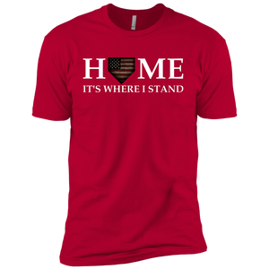 Home Boys' Cotton T-Shirt