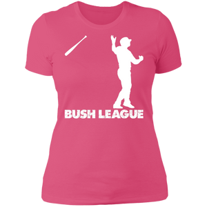 Bat Flip Ladies' Boyfriend T-Shirt