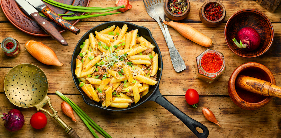 Pasta Based Dishes