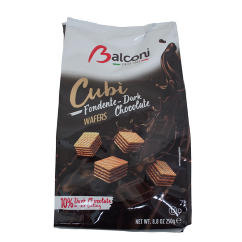 BALCONI Dark Cacao Wafers