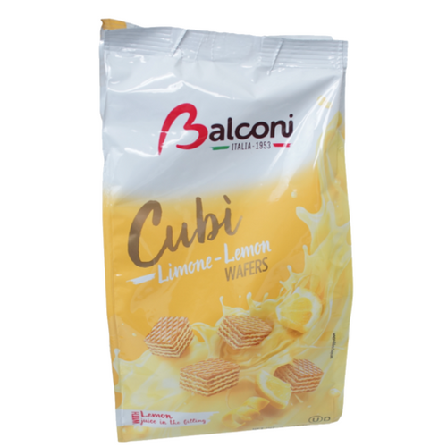 BALCONI Lemon Wafers