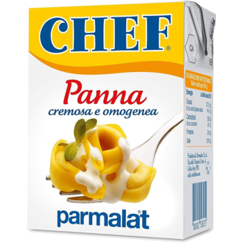 CHEF Parmalat Panna Da Cucina, Cooking Cream