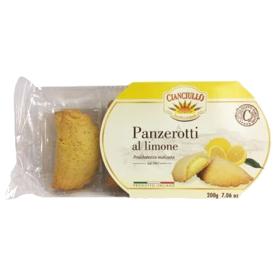CIANCIULLO Lemon Cream Panzerotti