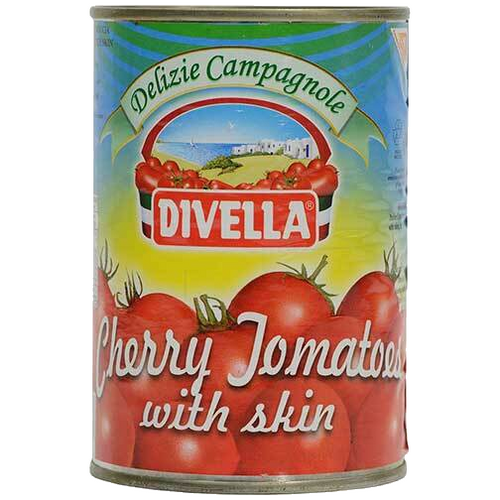 DIVELLA Canned Cherry Tomatoes