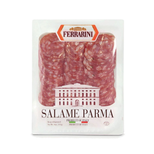 Pre-sliced Salame of Parma