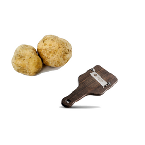 Wooden White Truffle Slicer