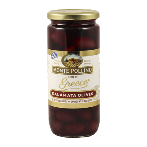 MONTE POLLINO Pitted Kalamata Olives