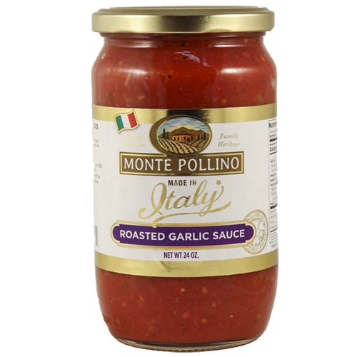 MONTE POLLINO Roasted Garlic Sauce