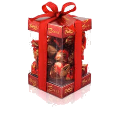 ZAINI Boeri Rouge Chocolate Case