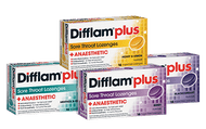 Difflam Plus Throat Lozenges 16 Pack