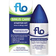 FLO Sinus Care Starter Kit x 12 sachets