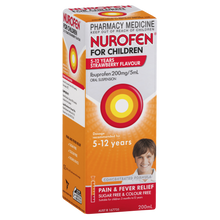 Load image into Gallery viewer, Nurofen for Children 5-12 Years 100mL
