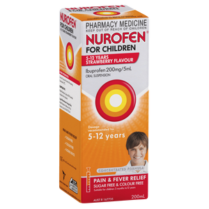 Nurofen for Children 5-12 Years 100mL
