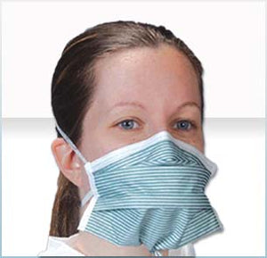 Critical Cover® PFL® N-95 Particulate Respirator (Single Mask) - CDC approved
