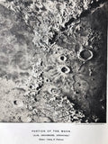 1878 Lunar Landscape (Portion of the Moon)