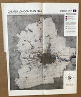 Greater London Plan 1944 : Industry 6