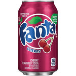 Load image into Gallery viewer, Fanta Cherry 12OZ (355ML) Can