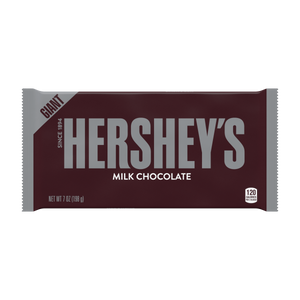 Hershey's Giant Bar Milk Chocolate 7oz