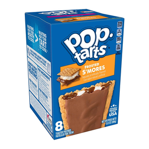 Kellogg's Pop Tarts Frosted S'Mores 8 Pack 13.5oz
