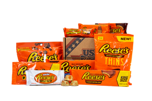 Creamy Reese's Peanut Butter Chocolate Box