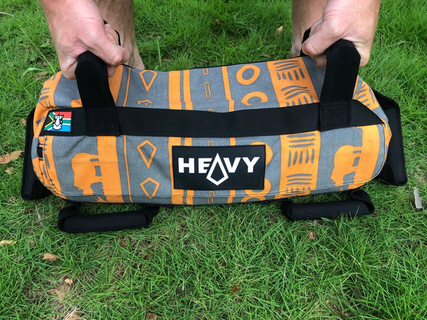 HEAVY WORKOUT SANDBAG - The Little Guy * Save 20% NOW on ALL bags using code LOCKDOWN20 at check out! - Heavy