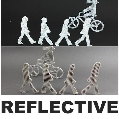 Introducing REFLECT-o-LAY the New Reflective Filament - Now available in Canada