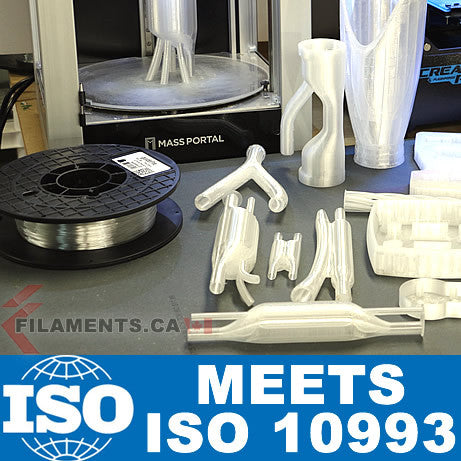 Now Available - Guidl!ne High Strength PETG 3D Filament for Medical Usage - Meets ISO 10993