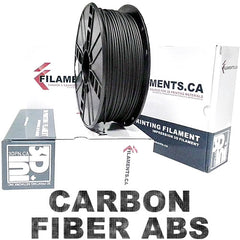 Carbon fiber PLA 3D printer filament Canada