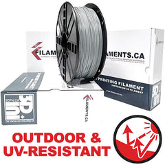 ASA uv-resistant 3d printer filament Canada