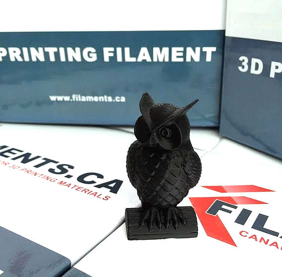 Carbon Fiber ABS 3D printer filament Canada