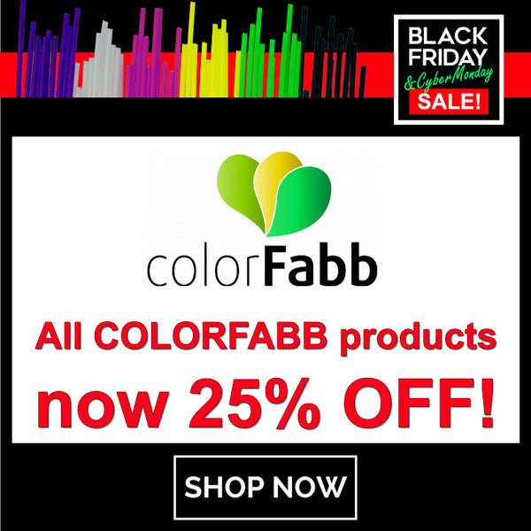 Colorfabb sale