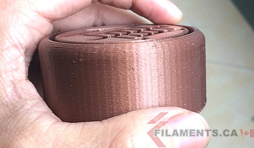 copper fill pla 3d printer filament Canada