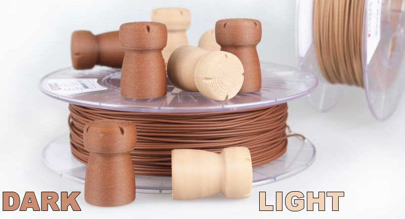 FormFutura EasyCork Cork 3D Printer Filament