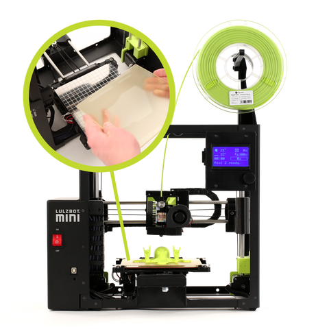 Lulzbot Mini 2 3D Printer Buy in Canada
