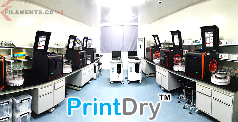 PrintDry 3D Printer Filament Dryer Canada