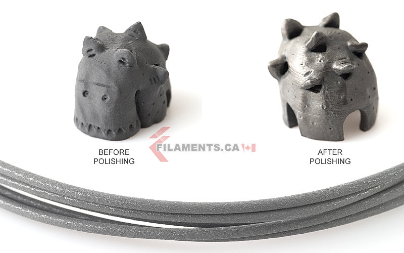 esun eAl-Fill aluminum metal 3d printer filament Canada