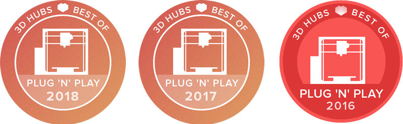 Lulzbot Mini Best 3D Printer Canada