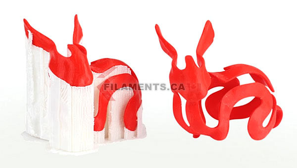 polysupport easy removal 3d printer support filament Canada