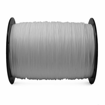 10KG - Canadian Maker Series - Low Sheen TOUGH PLA - Light Grey - 1.75mm