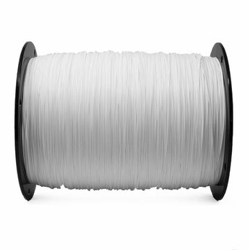 10KG - Canadian Maker Series - Low Sheen TOUGH PLA - White - 1.75mm