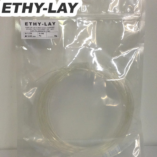 ETHY-LAY Support - Clear - 2.85mm