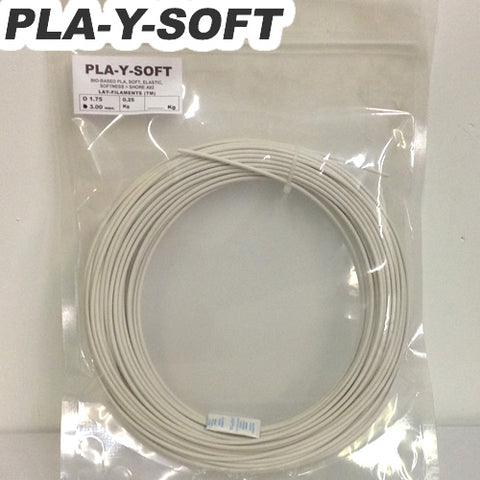 PLA-Y-SOFT - White - 2.85mm